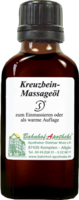 KREUZBEIN MASSAGEÖL