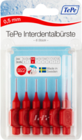 TEPE-Interdentalbuerste-0-5mm-rot